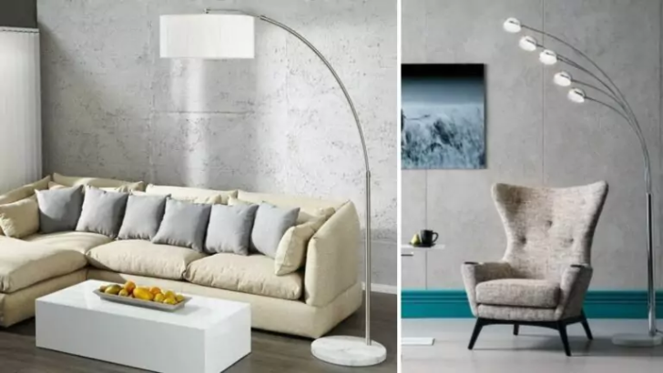 How to Choose the Most Suitable Floor Lamp for Your Home