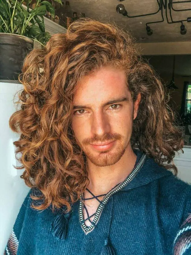 23 Men Who Boycotted Going to the Barber and Grew the Hair Long. They Look Insane Handsome!