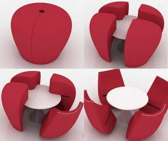 23 Useful Multifunctional Pieces of Furniture That Will Save a Lot of Space. Practical Design!