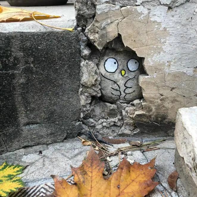 15 Extraordinary Works of Street Art.  Artist Imagination Kicks New Hotspots in the City