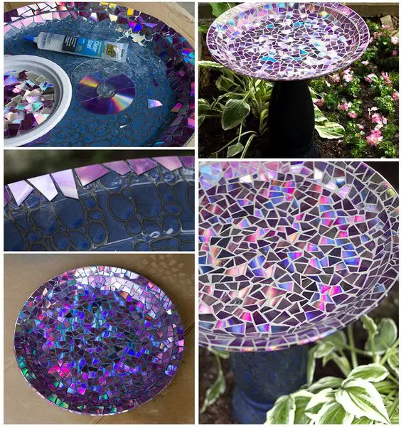 21 Awesome Ideas for Recycling and Reusing Old CDs
