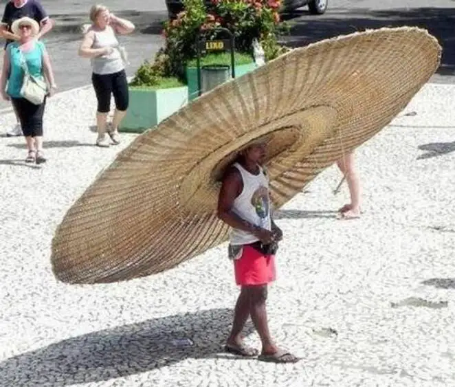 18 Wonders You Can Only See in the Summer… When It's Hot, Many Creative Ideas Are Needed