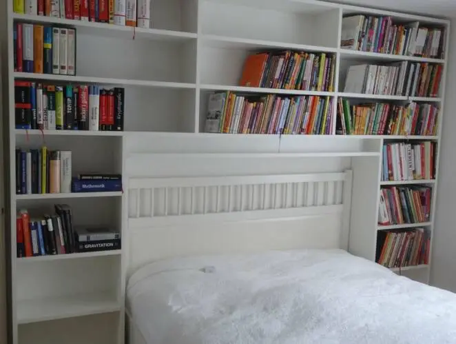 25 Ways to Use Every Inch of Space in the House Shared by Internet Users