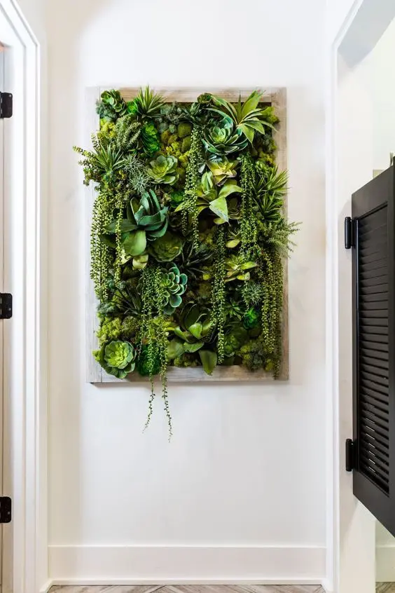 15 Ideas for Creating an off the Wall Vertical Garden at Home. Original Decor Ideas