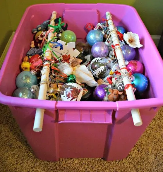 How to Store a Christmas Tree, Ornaments, and Decorations? – DIY Ideas