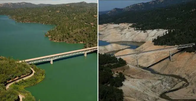 The World Once and Now. 15 Photos Revealing Facts About Extraordinary Changes on Our Planet!