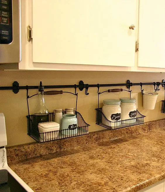 14 Simple Patents That Will Work Well in a Small Kitchen. Are Looking to Gain Extra Space?