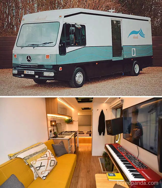 Inspiring Bus Makeovers. These Will Make You Want to Take a Trip Somewhere