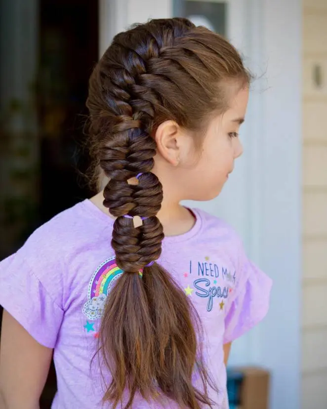 21 Hairstyles for Young Girls. Fancy Braids Are an Alternative to the Boring Ponytails