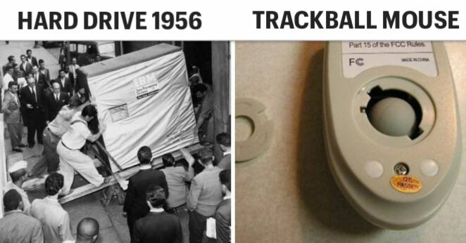 15 Photos Showing Years of Technological Advance. This Is How Our Lives Have Changed So Far…
