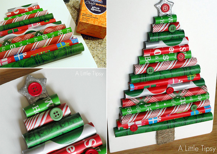 15 creative diy christmas tree ideas 02