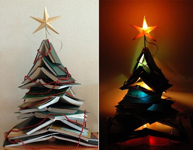 15 creative diy christmas tree ideas 03