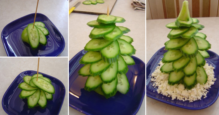 15 creative diy christmas tree ideas 13