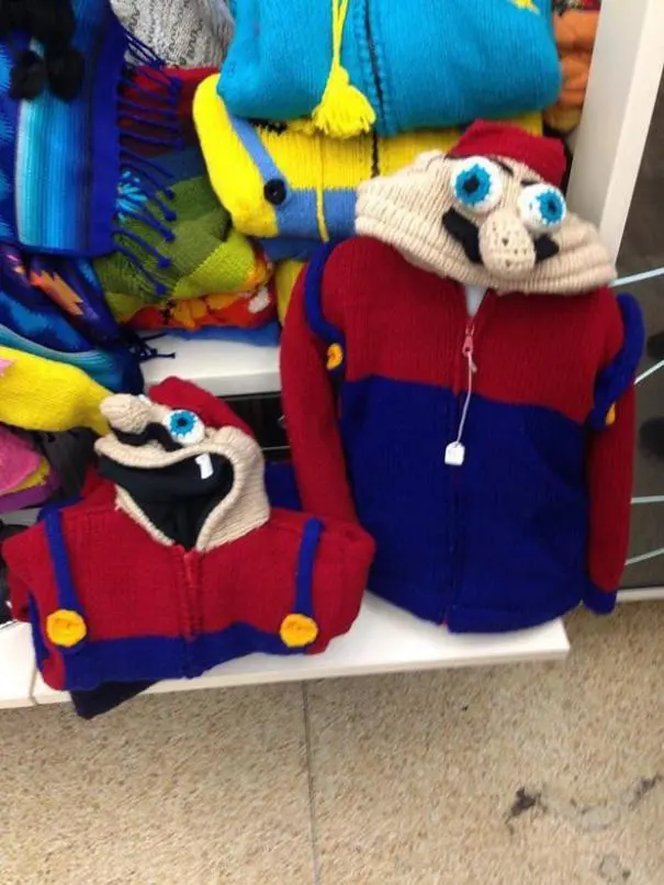 17 Clothing Items That Shouldn't Make It Into Stores. These Are Real Clothing Nightmares