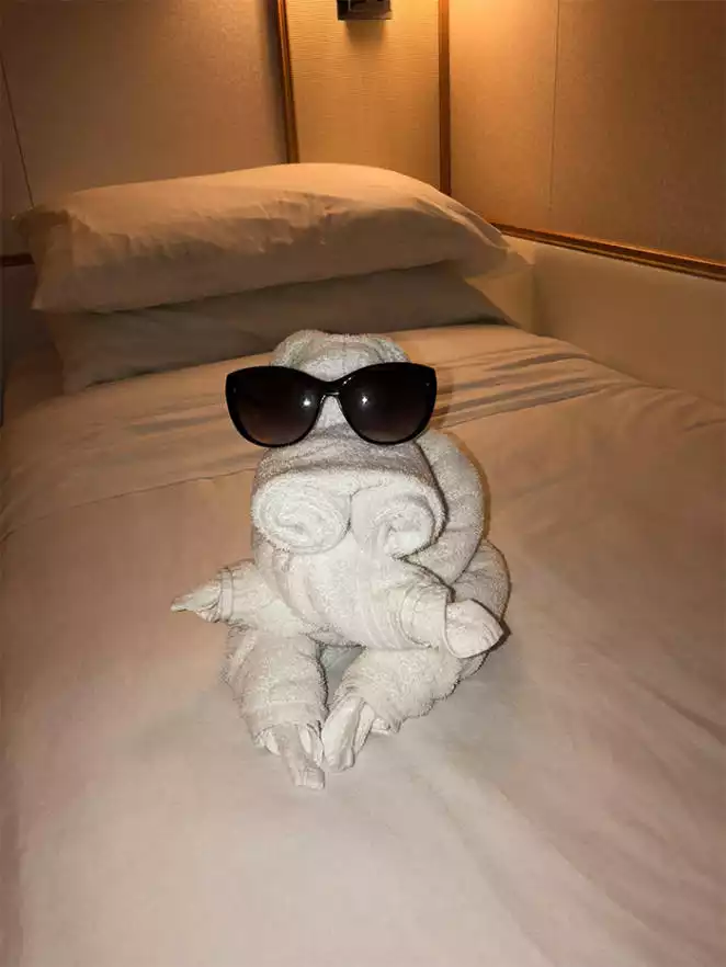 19 Cute and Inventive Hotel Towel Decorations