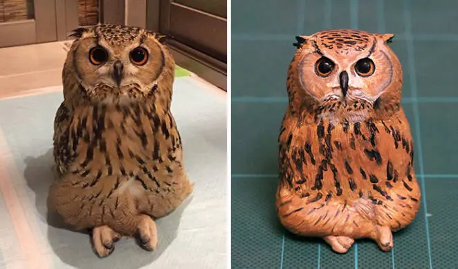 The 23 Weirdest Sculptures Reflecting Animals From the Most Hilarious Photos on the Web