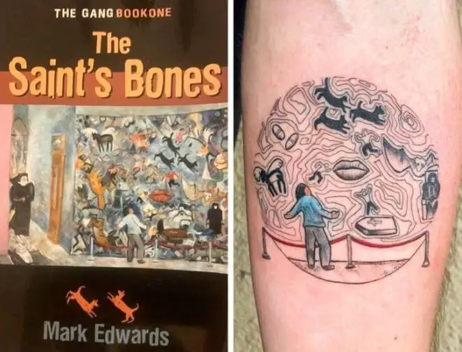 21 Touching Stories behind the Tattoos. Some of Them Are Very Personal
