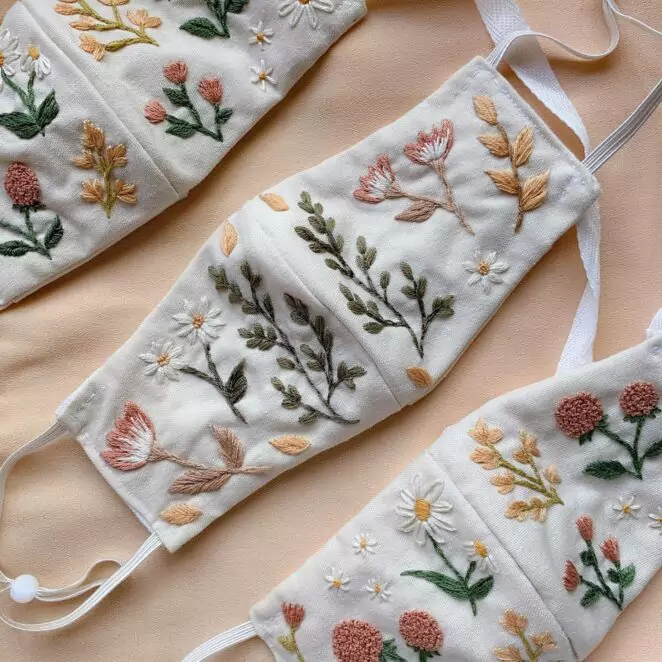 25 Stunning Embroidery Works Made by Real Masters