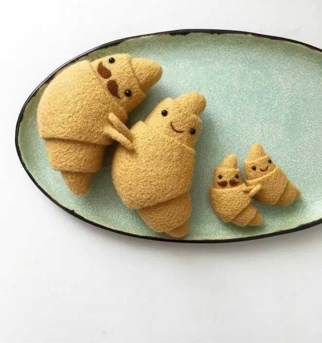 27 Felt Soft Toys That Ant Child Would Love to Play With. Long Live Handicraft Ornaments