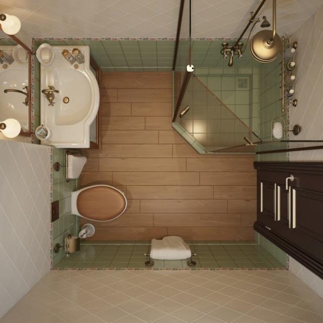 11 design tricks that make small bathrooms feel much bigger