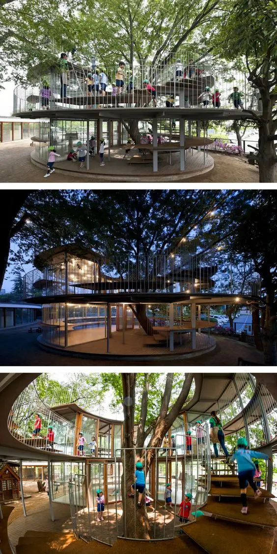 25 Architects Who Have Incorporated Trees Into Their Designs
