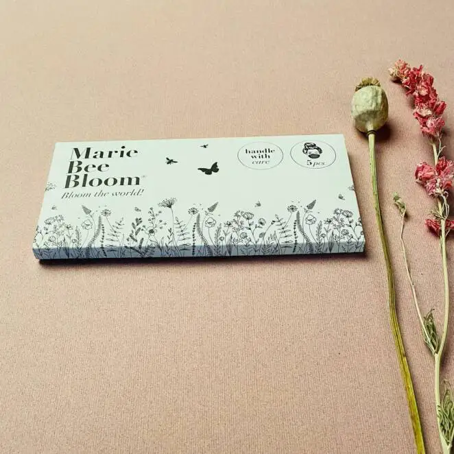 Biodegradable Masks That Turn Into a Flower Meadow. They Are Environmentally Friendly