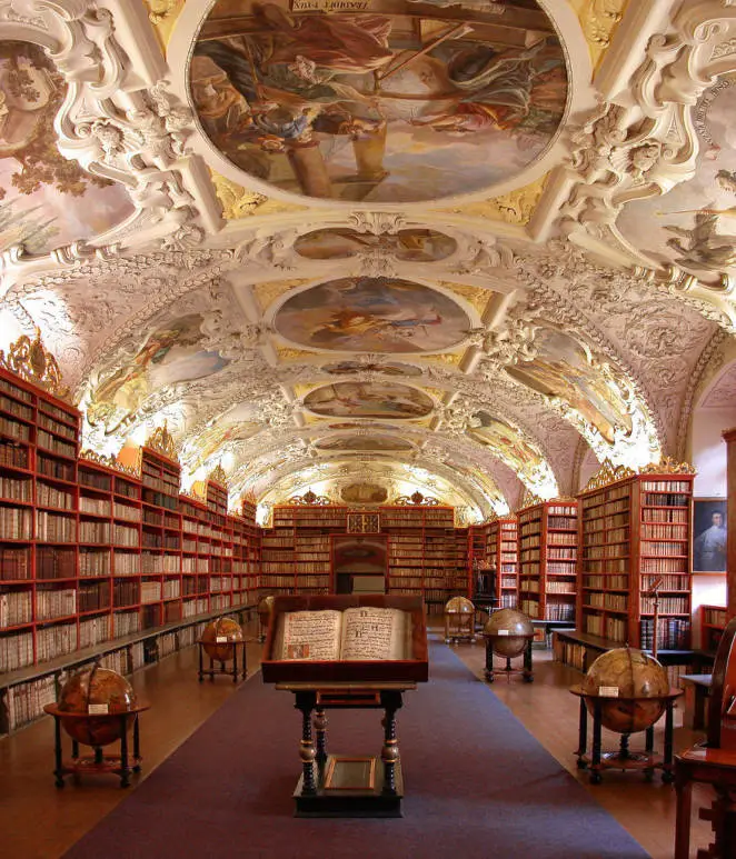 23 Photos of Majestic Library Interiors. Such Places Are Gems on the World Map