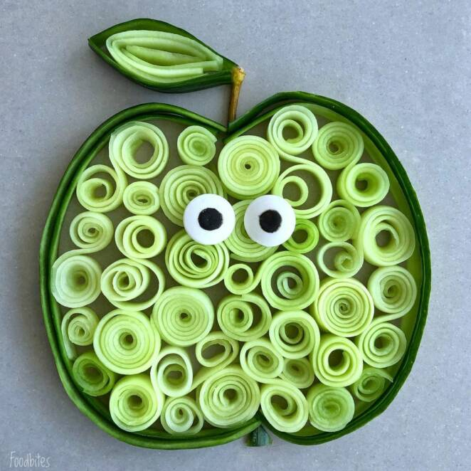 23 Fruit and Vegetable Creatures! Not Even a Picky Eater can Resist Them