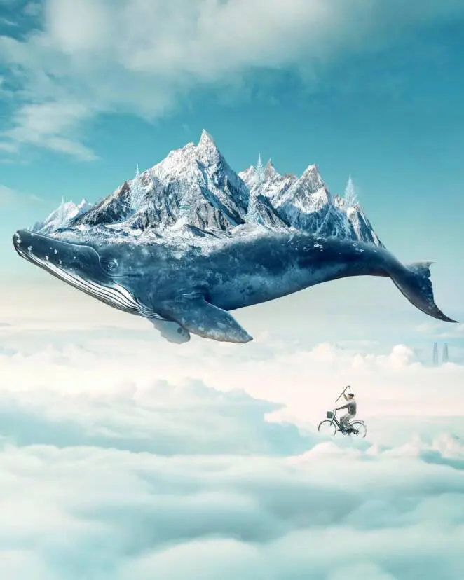 24 Surreal Images That Will Take You Away Into a Fantastic World of Magical Dreams
