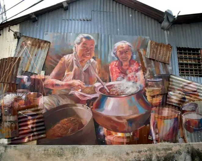 29 Spectacular Murals From Around The World