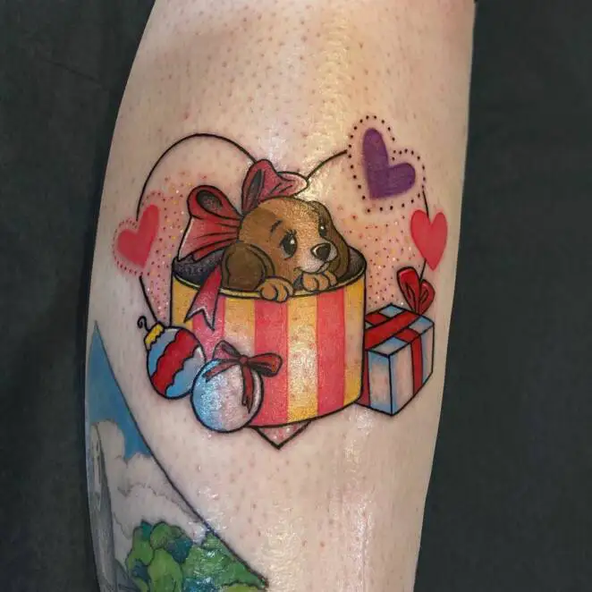 31 Great Dog Tattoo Ideas. These People Really Love Their Dogs
