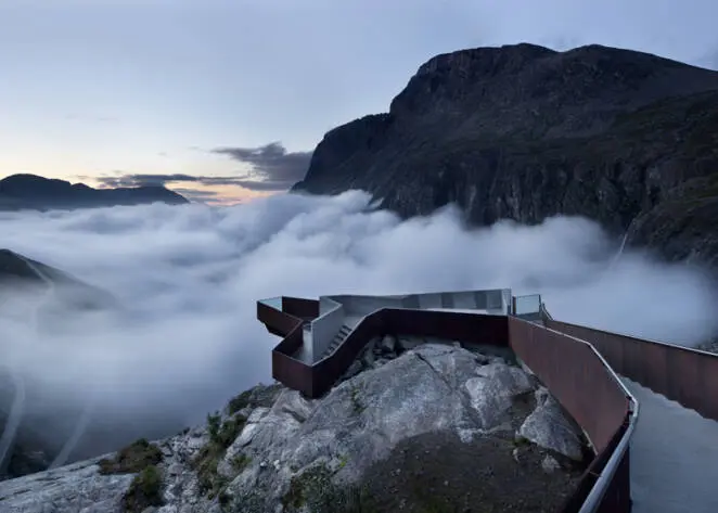9 Unique Places and Routes That Will Give You a Fear of Heights. Sometimes a View is Worth Everything!