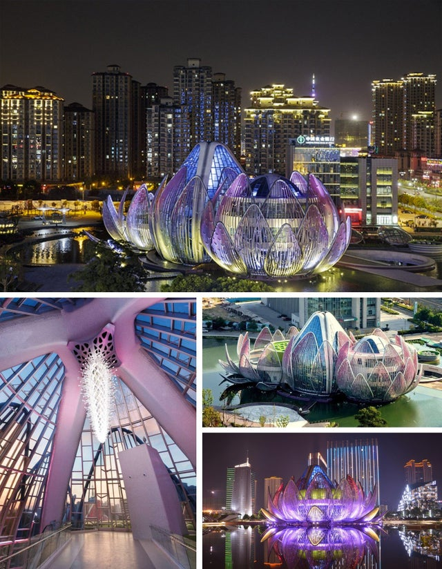 13 Futuristic Structures That Really Exist. True Masterpieces of Architecture!