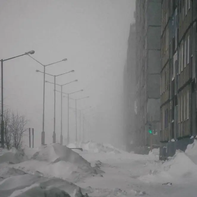 13 Winter Realities in One of the Most Northern Places in the World! This Is Impressive