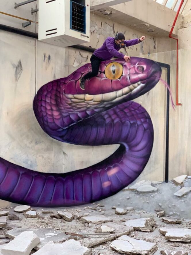 25 Examples of Graffiti You Won't Take Your Eyes Off. They Are Amazing!