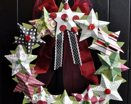 3d-paper-star-wreath-fi