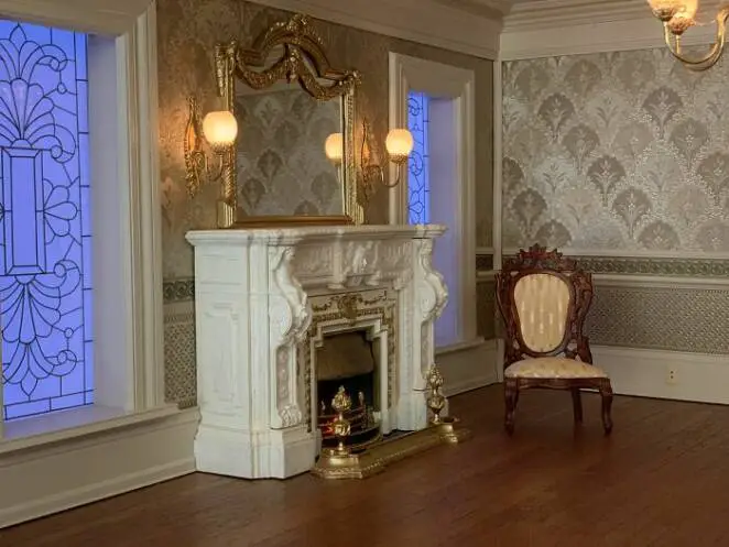 The Phenomenally Expensive Dollhouse That Certainly Wouldn't Give Your Children To Play With