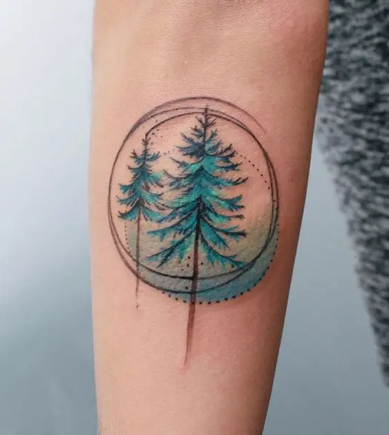25 Tattoos for all Winter Lovers. Seriously Cool Way to Showcase Your Personality!