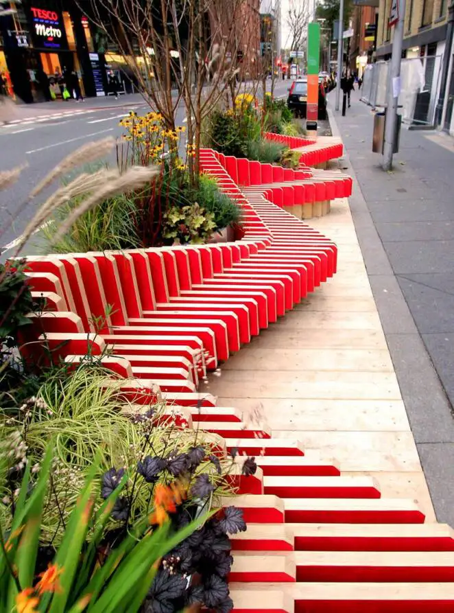 21 Useful and Aesthetically Pleasing Projects That Will Bring Any City to Life