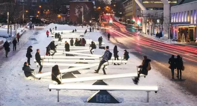 16 Captivating Designs in Urban Spaces