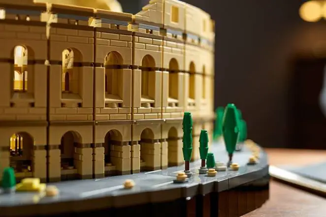 The Colosseum Is A New Record-breaker Among Lego Models! This Set Will Delight Collectors