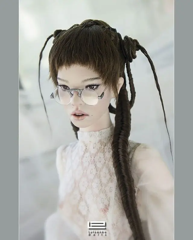 23 Hyper-Realistic Dolls That Look Like Living Creatures. Charming Toys for Collectors