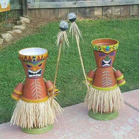 15 Perfect Terracotta Pots DIY Decoration Ideas