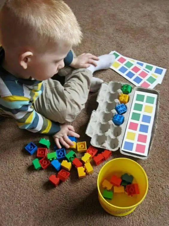 21 Imaginative Games and Activities to Help Every Child Enter the World of Colors