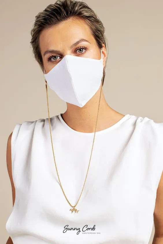 Make Mask Wearing Even More Convenient.  New Fad in the Age of COVID-19