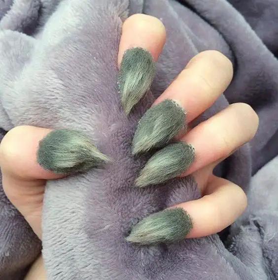 21 Weirdest Nail Art Ideas Ever