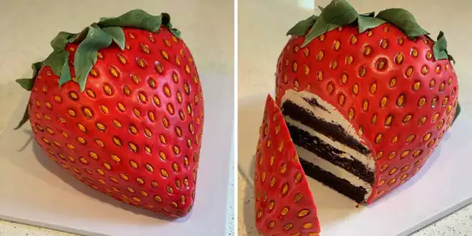 Luke Vincentini Creates Cakes That Look like Realistic Objects
