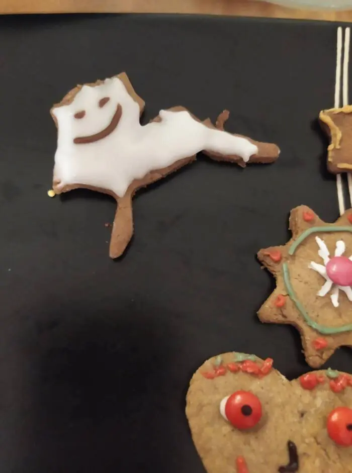 16 Christmas Baked Goods, Which Turned Out To Be a Complete Flop. Reality Can Be Cruel