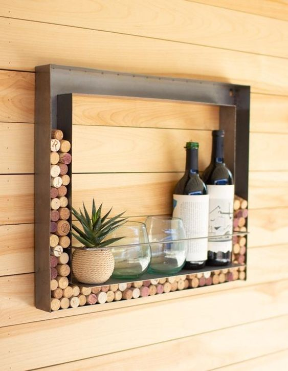 14 Inspirations for Using Wine Corks. The Ideal Solution for Every Wine Fan