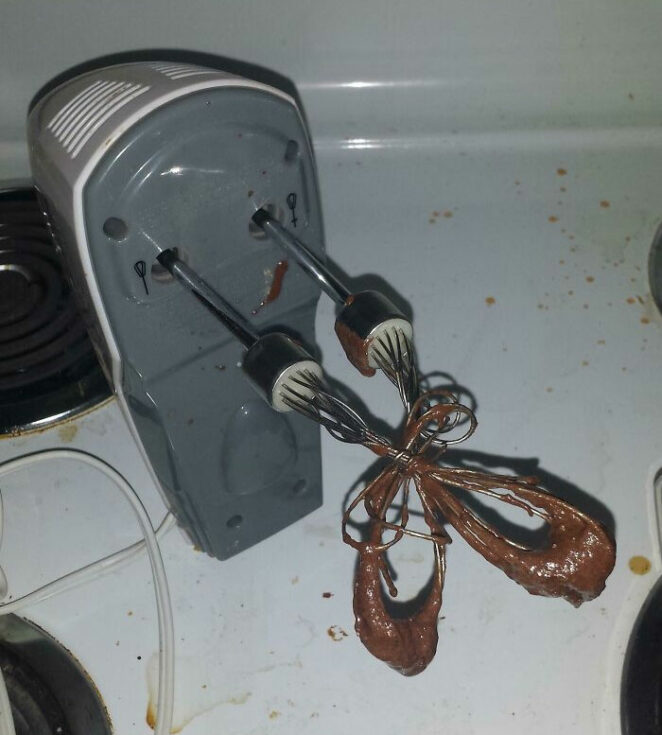 23 People who Suffered a Crushing Defeat in the Kitchen